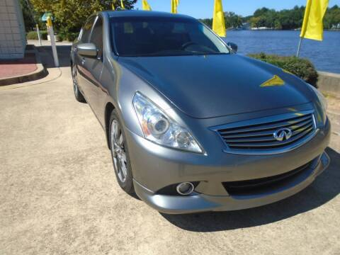 2011 Infiniti G37 Sedan for sale at Lake Carroll Auto Sales in Carrollton GA