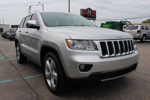 2013 Jeep Grand Cherokee for sale at B & B Car Co Inc. in Clinton Township MI