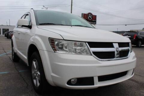 2010 Dodge Journey for sale at B & B Car Co Inc. in Clinton Twp MI