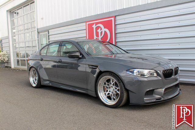 2013 BMW M5 8