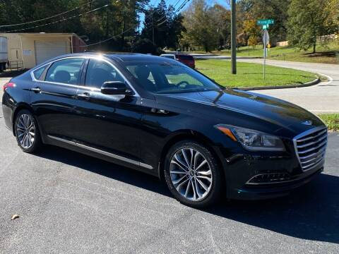 2015 Hyundai Genesis for sale at Luxury Auto Innovations in Flowery Branch GA