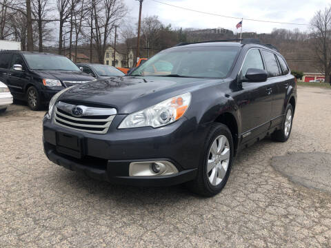 2012 Subaru Outback for sale at Used Cars 4 You in Serving NY