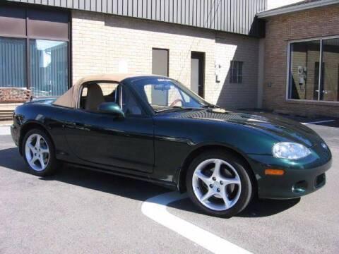 2001 Mazda MX-5 Miata for sale at C Pizzano Auto Sales in Wyoming PA
