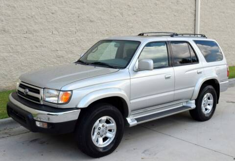 2000 Toyota 4Runner for sale at Raleigh Auto Inc. in Raleigh NC