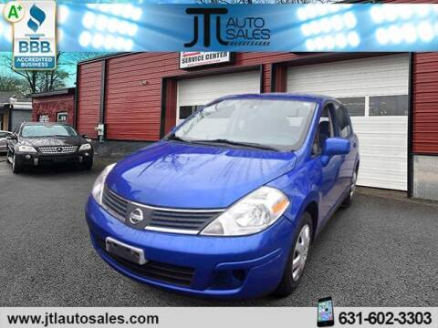 2009 Nissan Versa for sale at JTL Auto Inc in Selden NY