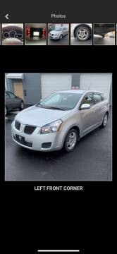 2009 Pontiac Vibe for sale at Trocci's Auto Sales in West Pittsburg PA