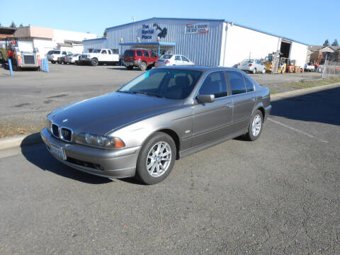 2003 BMW 5 Series for sale at Sutherlands Auto Center in Rohnert Park CA