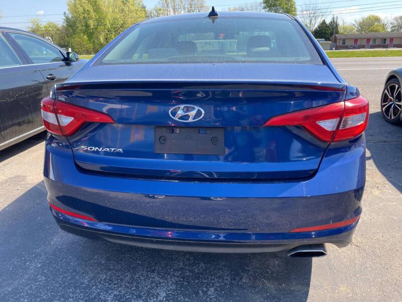 2015 Hyundai Sonata for sale at Tennessee Auto Brokers LLC in Murfreesboro TN