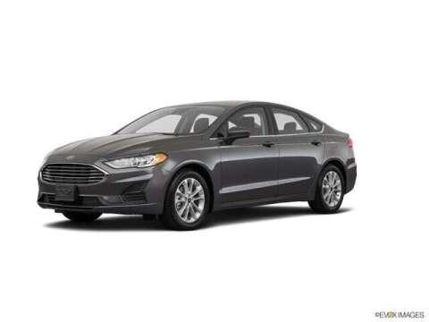 2020 Ford Fusion for sale at Mac Haik Ford Pasadena in Pasadena TX