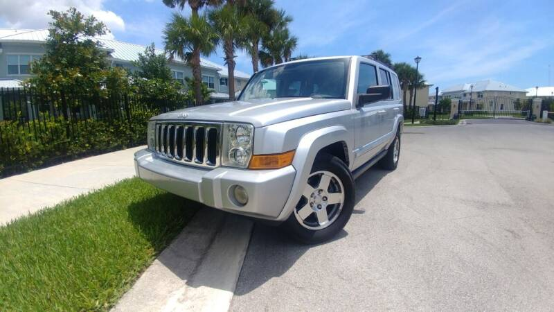 2010 Jeep Commander for sale at Easy Finance Motors in West Park FL
