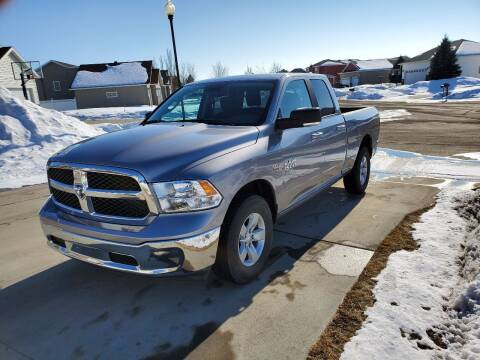 2019 RAM Ram Pickup 1500 Classic for sale at GOOD NEWS AUTO SALES in Fargo ND