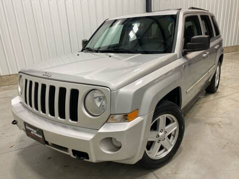 2010 Jeep Patriot for sale at EUROPEAN AUTOHAUS, LLC in Holland MI