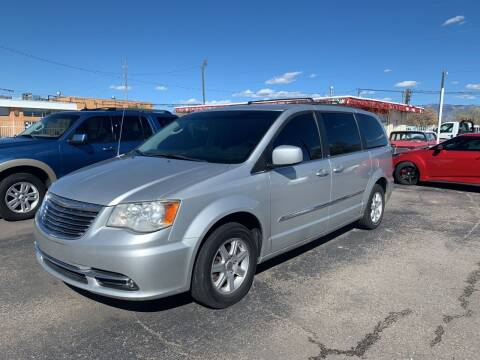 2011 Chrysler Town and Country for sale at Robert B Gibson Auto Sales INC in Albuquerque NM