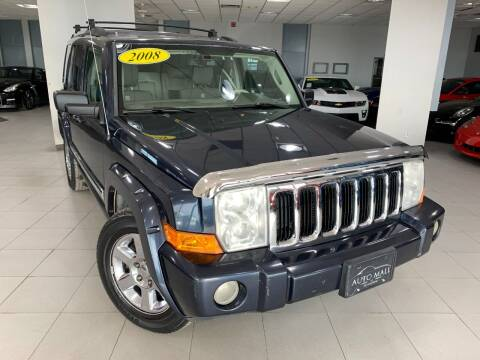 2008 Jeep Commander for sale at Auto Mall of Springfield in Springfield IL