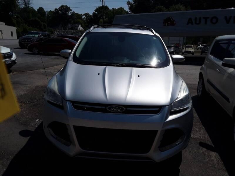 2015 Ford Escape for sale at Auto Villa in Danville VA
