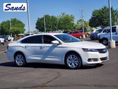 2019 Chevrolet Impala for sale at Sands Chevrolet in Surprise AZ