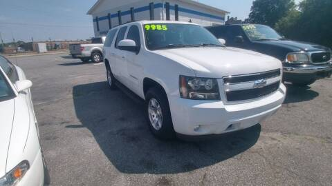 2007 Chevrolet Suburban for sale at IMPORT MOTORSPORTS in Hickory NC