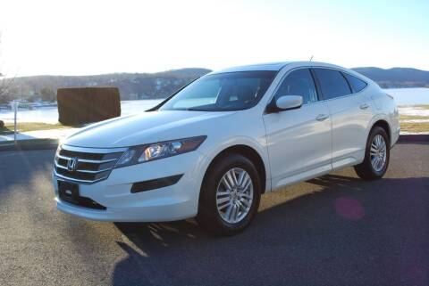 2012 Honda Crosstour for sale at New Milford Motors in New Milford CT
