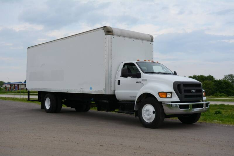 2012 Ford F-750 for sale at Signature Truck Center in Lake Village IN