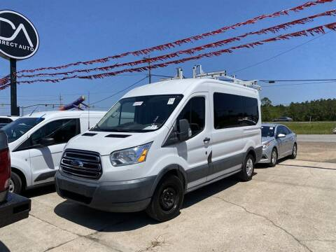 2015 Ford Transit Passenger for sale at Direct Auto in D'Iberville MS