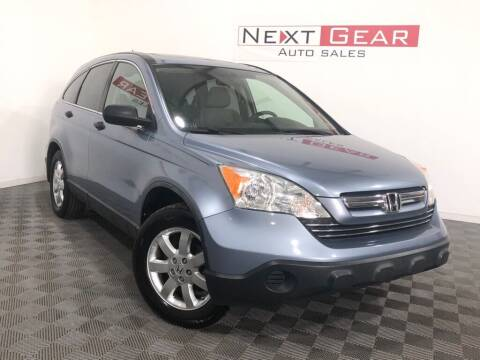 2007 Honda CR-V for sale at Next Gear Auto Sales in Westfield IN