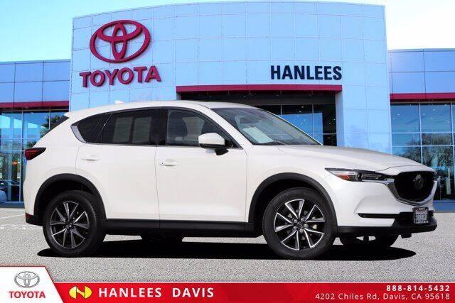 2018 Mazda CX-5 for sale in Davis, CA