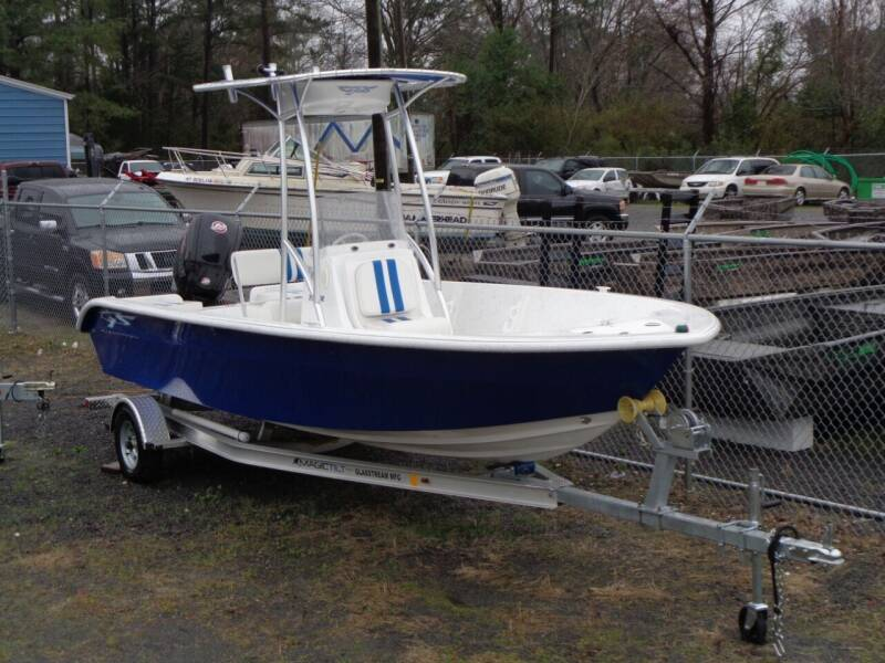 2019 Glasstream 20 CCR for sale at Southside Outdoors in Turbeville SC