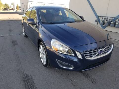 2012 Volvo S60 for sale at Red Rock's Autos in Denver CO