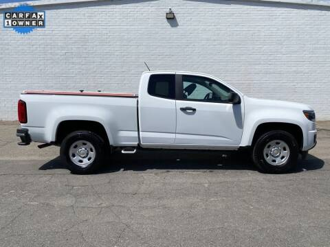2016 Chevrolet Colorado for sale at Smart Chevrolet in Madison NC