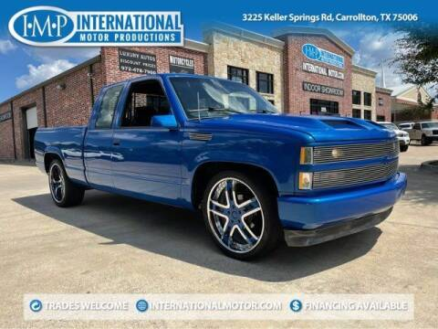 1997 Chevrolet C/K 1500 Series for sale at International Motor Productions in Carrollton TX
