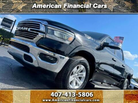 2019 RAM Ram Pickup 1500 for sale at American Financial Cars in Orlando FL