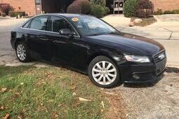 2012 Audi A4 for sale at TL Motors LLC in Hartford WI