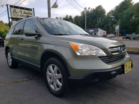 2008 Honda CR-V for sale at A-1 Auto in Pepperell MA