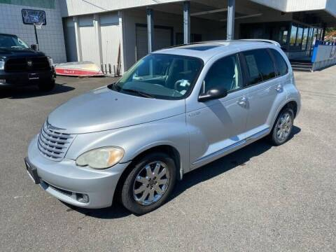 2006 Chrysler PT Cruiser for sale at TacomaAutoLoans.com in Tacoma WA