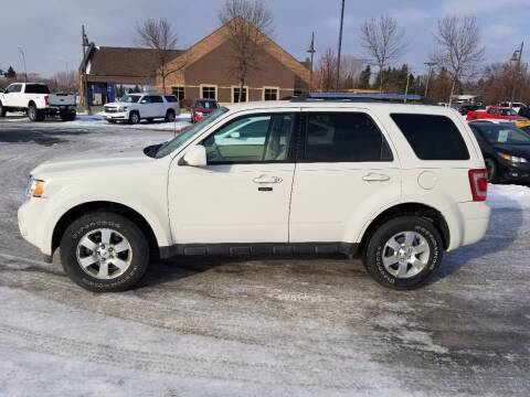 2011 Ford Escape for sale at ROSSTEN AUTO SALES in Grand Forks ND