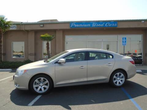 2011 Buick LaCrosse for sale at Family Auto Sales in Victorville CA