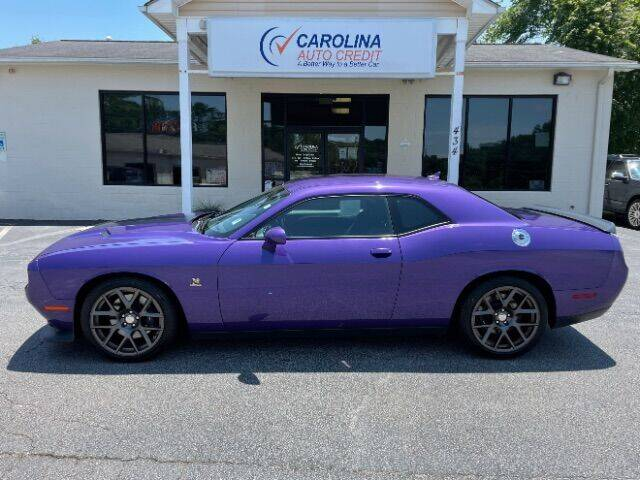 2016 Dodge Challenger for sale at Carolina Auto Credit in Youngsville NC