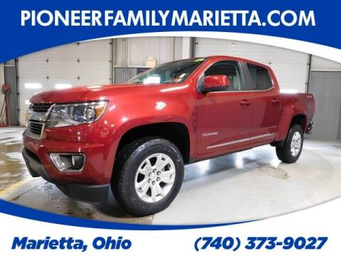 2018 Chevrolet Colorado for sale at Pioneer Family auto in Marietta OH