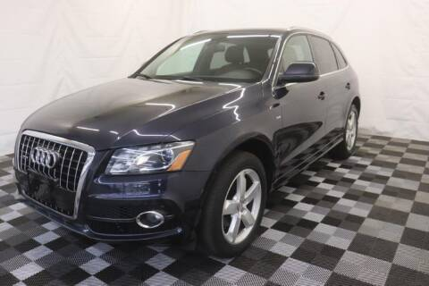 2012 Audi Q5 for sale at AH Ride & Pride Auto Group in Akron OH