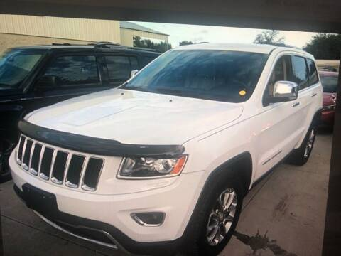 2014 Jeep Grand Cherokee for sale at Southeast Auto Inc in Walker LA