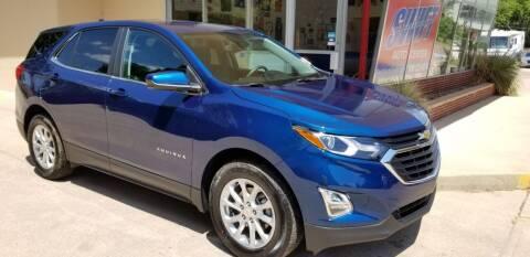 2021 Chevrolet Equinox for sale at Swift Auto Center of North Platte in North Platte NE