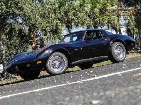 1979 Chevrolet Corvette for sale at SURVIVOR CLASSIC CAR SERVICES in Palmetto FL