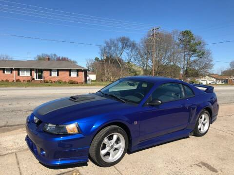 2004 Ford Mustang for sale at E Motors LLC in Anderson SC