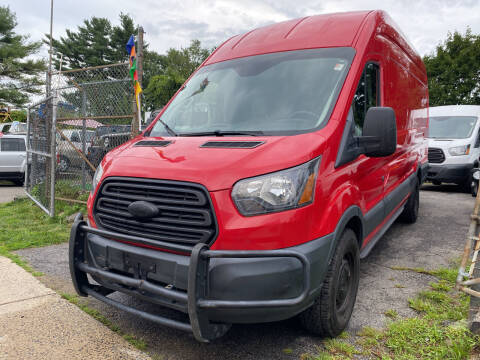 2015 Ford Transit Cargo for sale at Drive Deleon in Yonkers NY