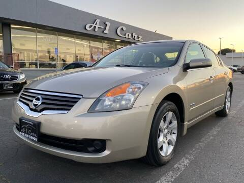 2009 Nissan Altima Hybrid for sale at A1 Carz, Inc in Sacramento CA