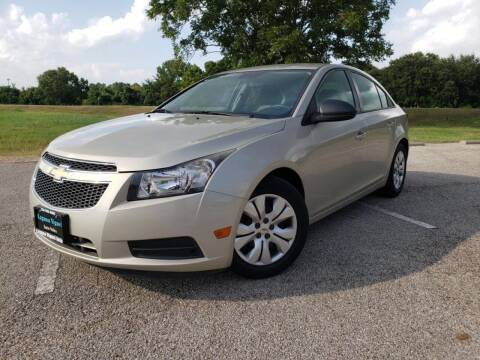 2014 Chevrolet Cruze for sale at Laguna Niguel in Rosenberg TX