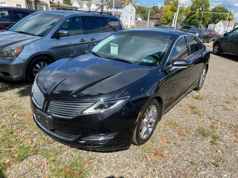 2014 Lincoln MKZ for sale at Knights Auto Sale in Newark OH