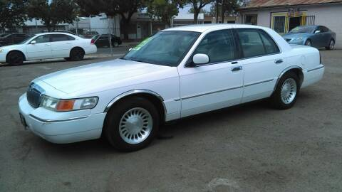 2002 Mercury Grand Marquis for sale at Larry's Auto Sales Inc. in Fresno CA