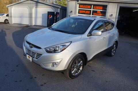 2015 Hyundai Tucson for sale at Autos By Joseph Inc in Highland NY