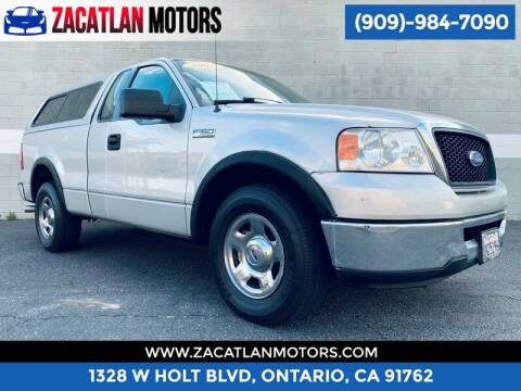2007 Ford F-150 for sale at Ontario Auto Square in Ontario CA